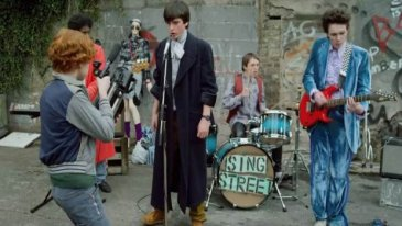 Conor's Band in Sing Street - HeadStuff.org