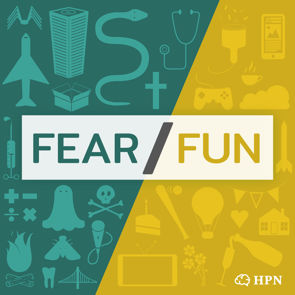 HPN Fear Fun Podcast Cover