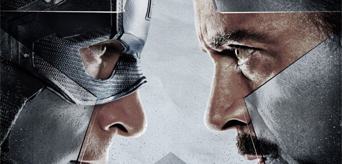 Captain America and Iron Man - HeadStuff.org