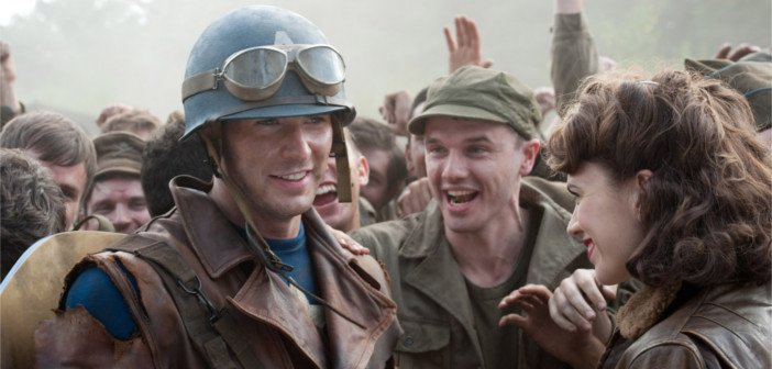 Captain America The First Avenger - HeadStuff.org