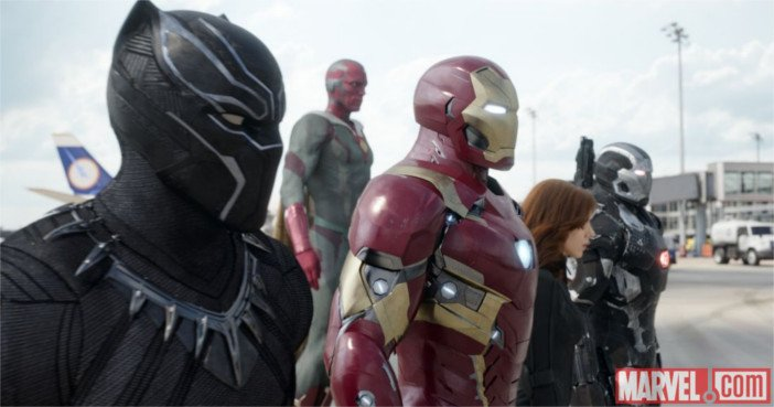 Team Iron Man - HeadStuff.org
