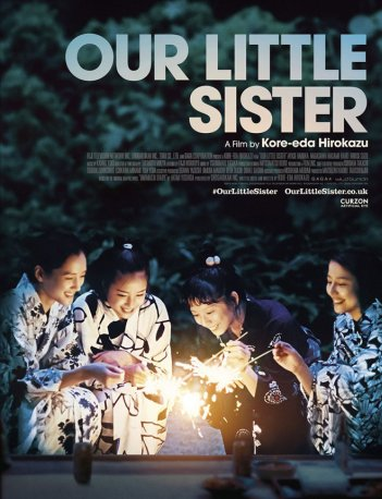 Our Little Sister is in selected cinemas now. - HeadStuff.org