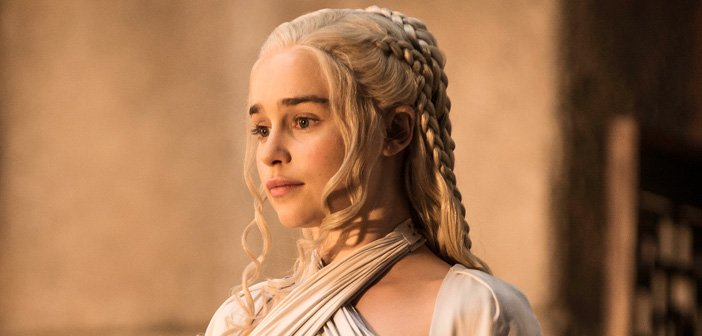 Daenerys Targaryen in Game of Thrones - hEADsTUFF.ORG