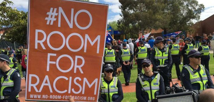 No room for racism - HeadStuff.org