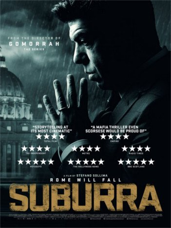 Film Review | Suburra Encapsulates the Seedy Underbelly of