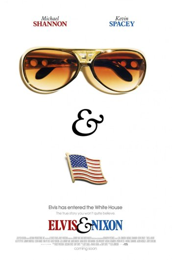Elvis and Nixon is in cinemas from Friday 24th June.