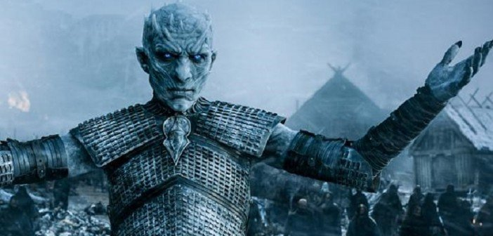 The Night's King in Game of Thrones. - HeadStuff.org