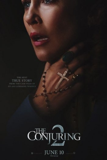 The Conjuring 2 is in cinemas now. - HeadStuff.org