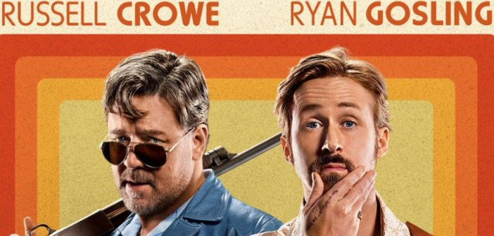 The Nice Guys is in cinemas now. - HeadStuff.org