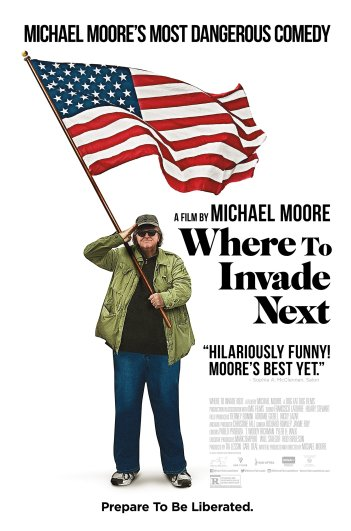 Where To Invade Next is in cinemas from Friday June 10th. - HeadStuff.org