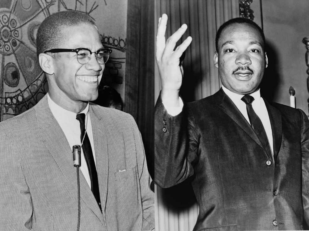 martin luther king vs malcolm x essay