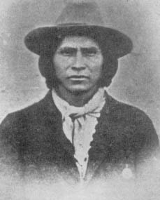 The Apache Kid - headstuff.org