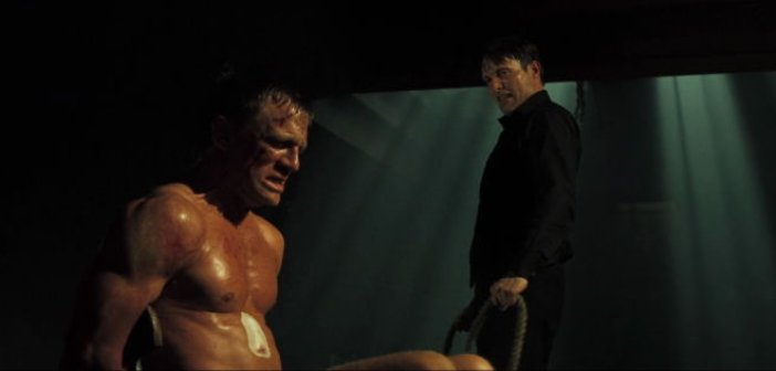 The torture scene in Casino Royale - HeadStuff.org