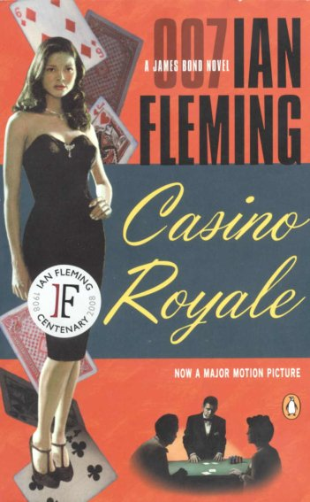 Casino Royale was first published in April 1953. - HeadStuff.org