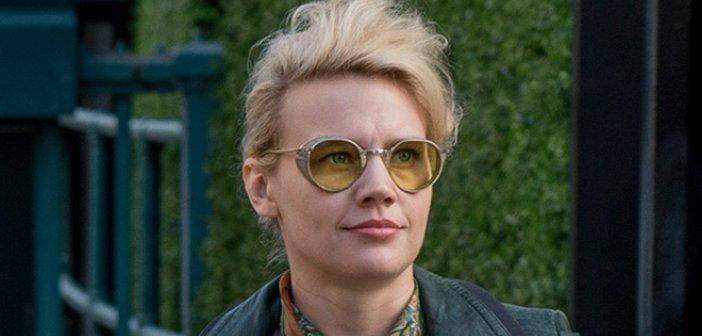 Kate McKinnon as Jillian Holtzmann in Ghostbusters. - HeadStuff.org