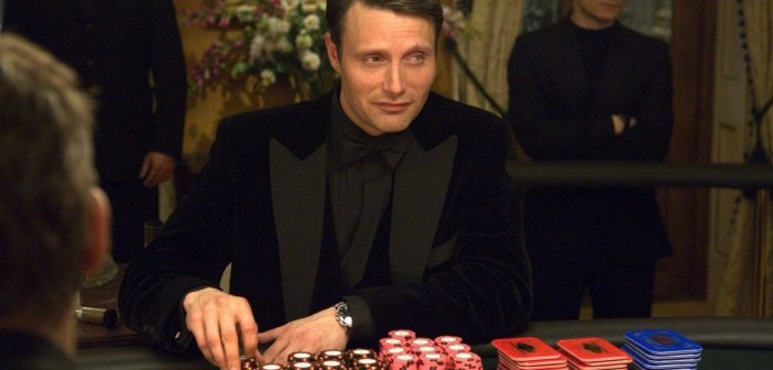 Le Chiffre (played by Mads Mikkelsen) in Casino Royale. - HeadStuff.org