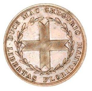 Amelia Island Medal - headstuff.org