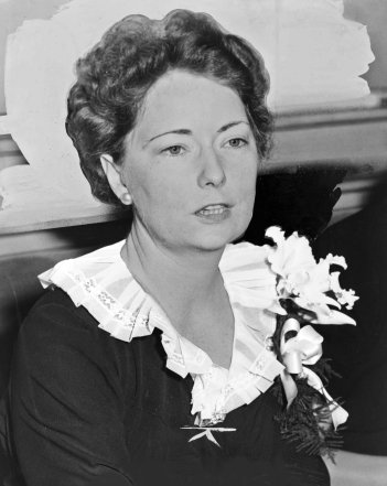 Margaret Mitchell, author of Gone With The Wind. - HeadStuff.org