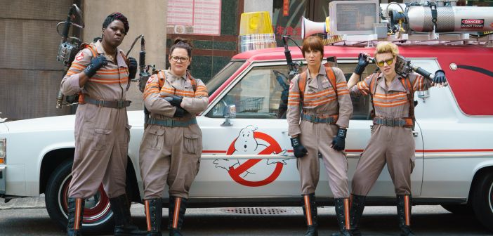 Ghostbusters - HeadStuff.org