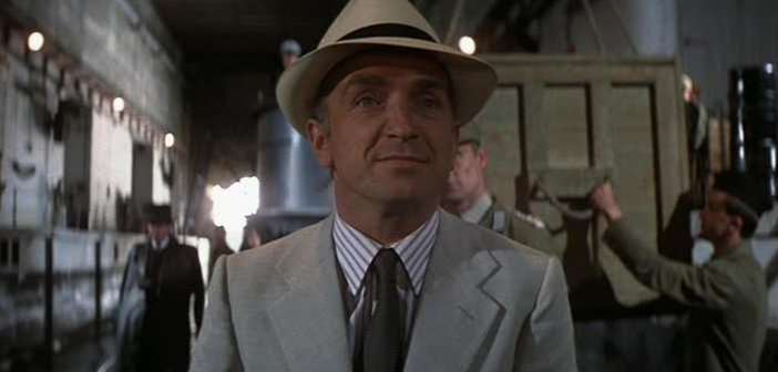 Rene Belloq in Raiders of the Lost Ark. - HeadStuff.org