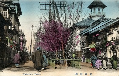 Tokyo in the 1920s - headstuff.org