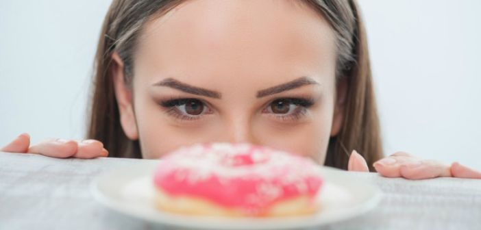 Woman donut - HeadStuff.org