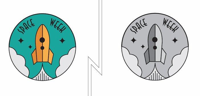 Space Week logo