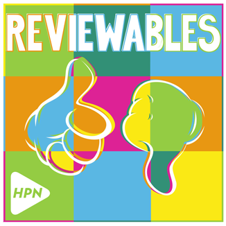 Reviewables Podcast Cover HeadStuff Podcast Network
