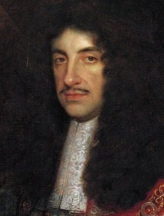 King Charles II - headstuff.org
