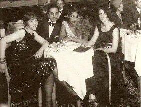 Josephine Baker and friends - headstuff.org
