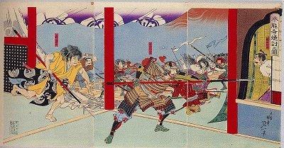 The Honno-ji Incident - headstuff.org