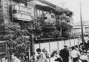 The hotel where Sada and Kichizo stayed - headstuff.org