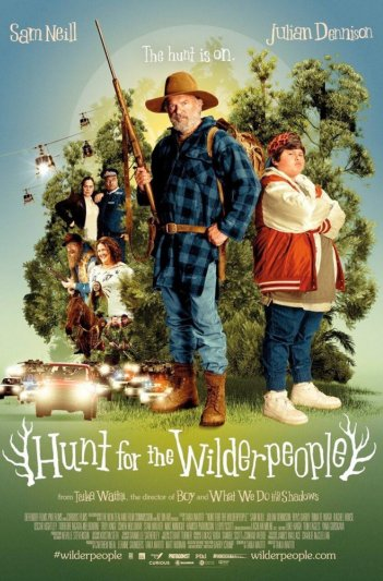Hunt for the Wilderpeople is in cinemas from Friday 16th September. - HeadStuff.org
