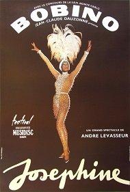 Poster of Josephine Baker - headstuff.org