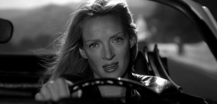 Uma Therman in Taratino's Kill Bill - HeadStuff.org
