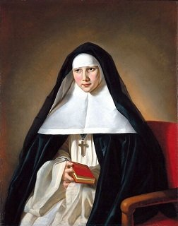 """Sister Saint-Alphonse"" by Antoine Plamondon - headstuff.org"