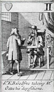 Titus Oates in court - headstuff.org