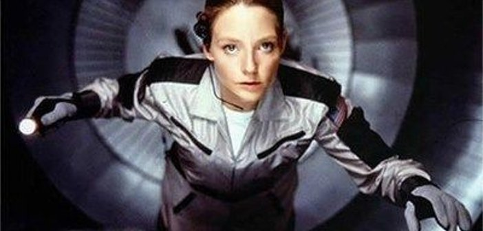 Jodie Foster in 'Contact' (1997). Source
