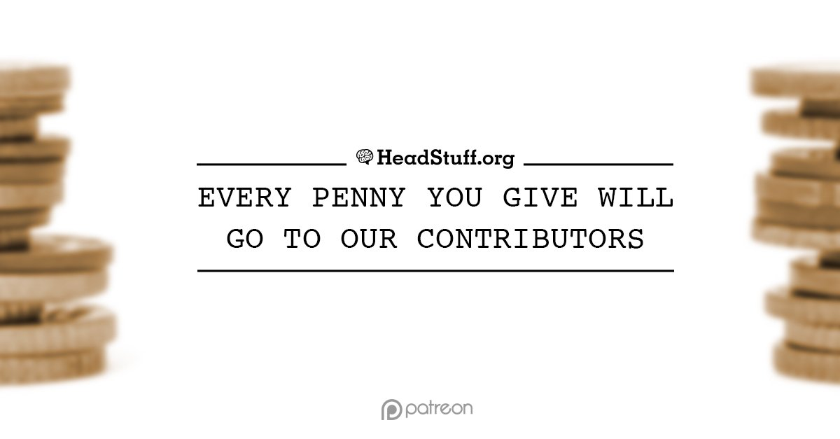 Support HeadStuff Writers on Patreon