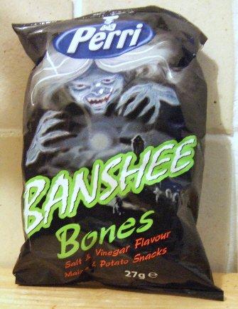 A Packet of Banshee Bones