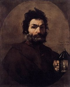 Diogenes by Jose de Ribera - headstuff.org