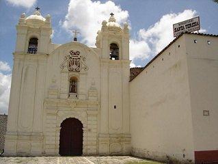 The Monastery of Saint Teresa