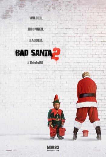 Bad Santa 2 is in cinemas from November 23rd. - HeadStuff.org