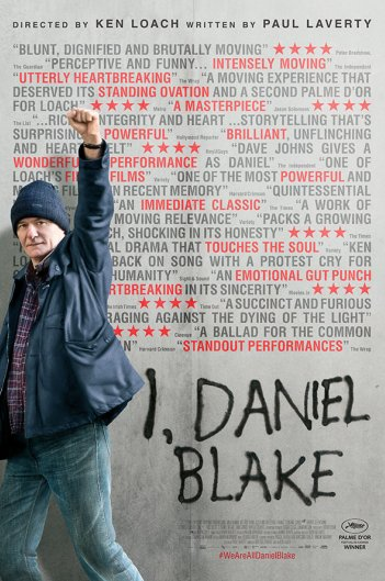 Ken Loach's I, Daniel Blake is in cinemas now. - HeadStuff.org