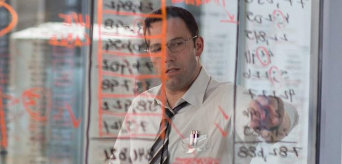 Ben Affleck as Christian Wolff in The Accountant. - HeadStuff.org