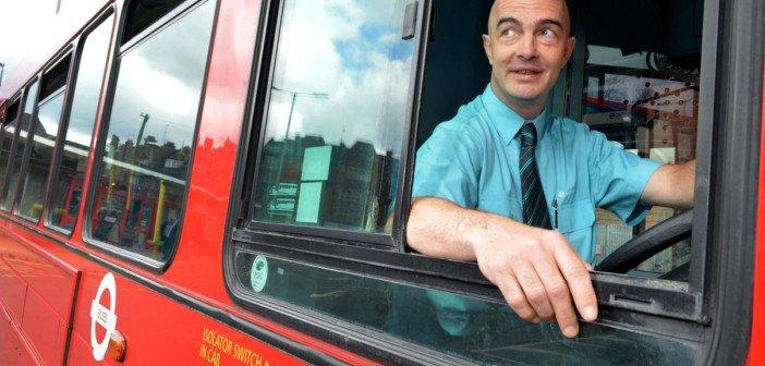 London bus driver - HeadStuff.org