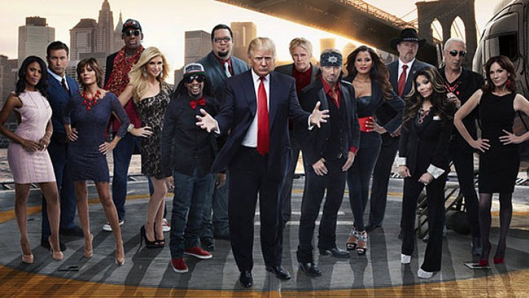 The Celebrity Apprentice - HeadStuff.org