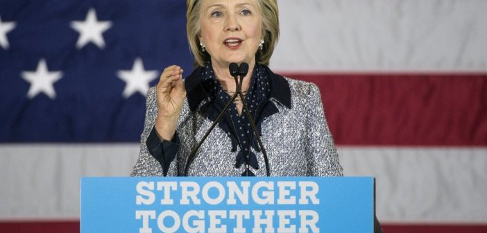 Clinton stronger together - HeadStuff.org