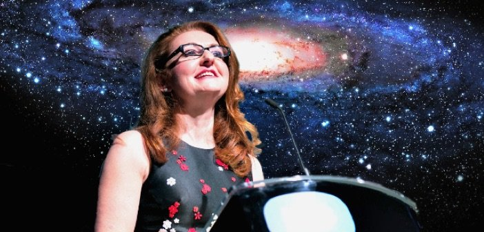 Niamh Shaw I still want to go to Space