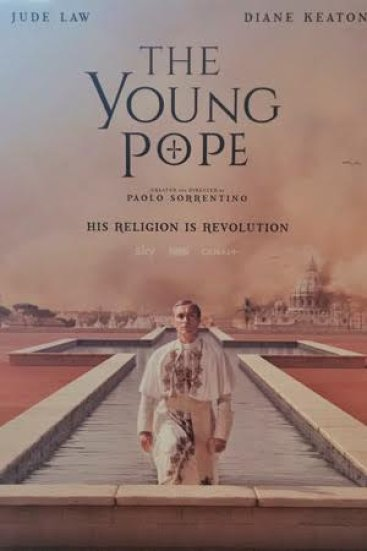The Young Pope airs on Sky Atlantic - HeadStuff.org
